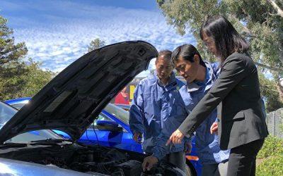 旧金山湾区生物学家:再捐爱车给新唐人